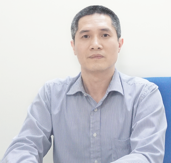 Mr.Đinh Tuấn Minh - Chairman of the Board of Directors, Senior Research Consultant